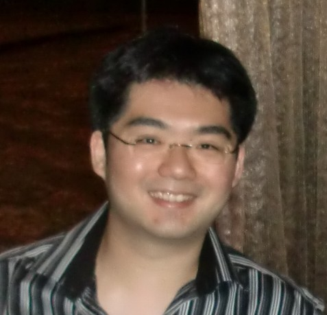 Tai Yu Hsiang, founder of Reading Attic